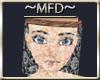 MFD Full Face Veil