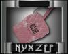 BOSS BABE Pink Rucksack