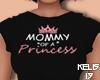 K. Mommy of a Princess