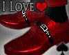 Cat~ I Love e Shoes