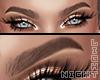 !N Eyebrows BROWN 33