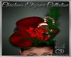 Christmas Elegance Hat