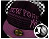 [LF] NEW YORK Cap-P