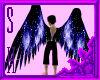 Nebula Angel Wings