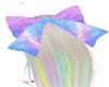 Pastel large bow