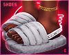 в. UGG Slides Grey