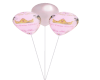 Princess x2 Balloons
