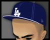  DZ  Fresh Blue LA Hat 2