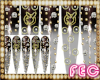 FEC 3D MIDNITE NAILS