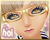 PiMP glasses ~ Gold