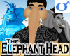 Elephant Head -Mens