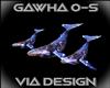 Galaxy Whale Dj Light