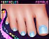 ⭐ Pedicure Blue