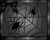 Web and spiders Animate