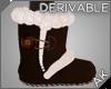 ~AK~ Sheepskin Boots