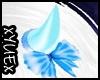 *Y* Bow + Horns - Blue