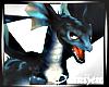 Faerie Dragon Deep Blue