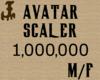 J| Scaler 1,000,000%