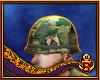 M1 Helmet Vietnam Vet A