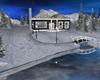 Enchanting Winter Cabin