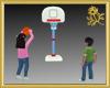 Twins & Basketball