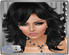 black siri hairs