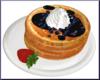 OSP Blueberry Pancakes