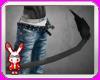 Tinker Fur Gra/Blck Tail