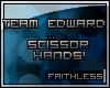 F | Team E.Scissorhands!