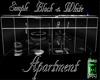 (TP)~Simple Blk&Wht Loft