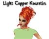 Light Copper Kearstin