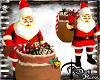 Dark| Cute Santa