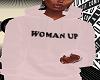 STEM WOMAN UP HOODY