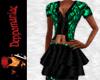 Cindy Jacket/Skirt GREEN