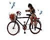 bike + pose