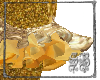 SB Gold Layerable skirt