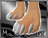(M)Wht Anthro Feet 2[FT]