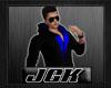 [JGK] Hoodie BL_BLK