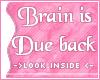 [S]Brain