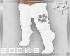 Socks White F1e Ⓚ