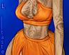 """Chun-Li"" orange"