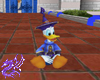 Animated Donald Duck