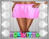 Kids pink pleated skirt