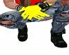 Roger Rabbit Gloves