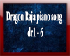 dragon raja sad piano