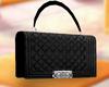 J | LP Black Bag