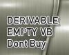 X4►Empty VB Derivable