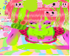 watermelon bun bun skin