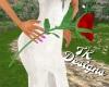 TK-VD Red Crystal Rose