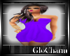 Glo* HalleDress~Purple